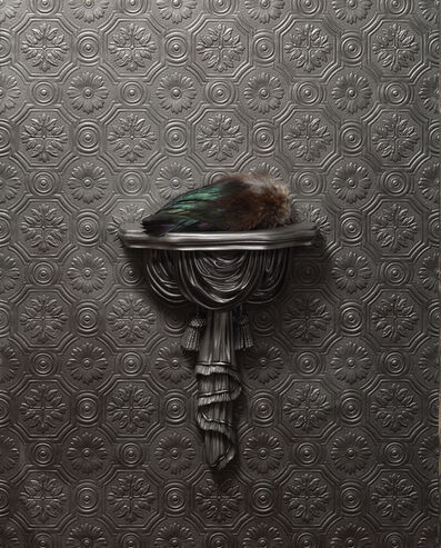 Tricia Wright, 'Anaglypta Dreams; Domestic Animal (Marginalia)', 2015