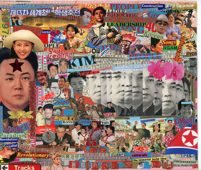 Pierre Bessard, 'Collage No. 19', 1991-2001