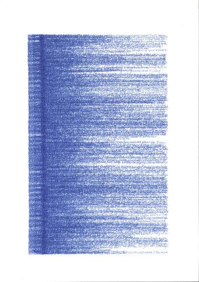 Nina Papaconstantinou, 'SamuelBeckett_Waiting for Godot, Act II (part of a diptych)', 2017