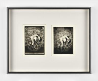 Pierre Molinier, 'Poupée violée / Double autoportrait in actum', 1968
