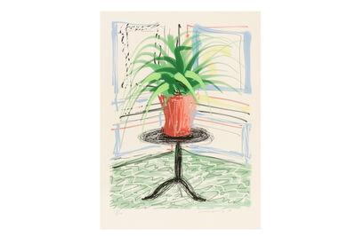 David Hockney, 'Untitled No.468, from A Bigger Book: Art Edition C'