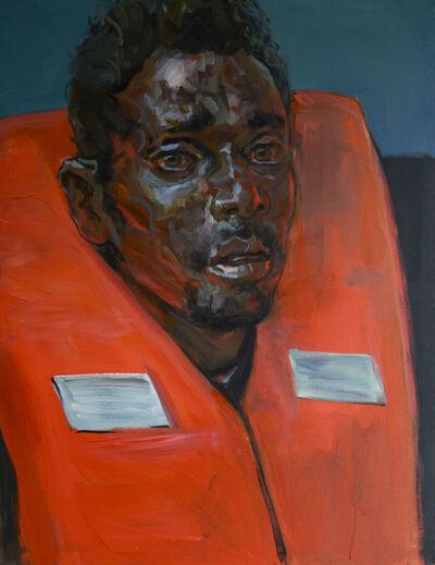 Tewodros Hagos, 'Journey (7)', 2020