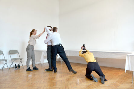 Edward Thomasson & Lucy Beech, 'Passive Aggressive 2, first performed Camden Arts Centre, London, 2014', 2014