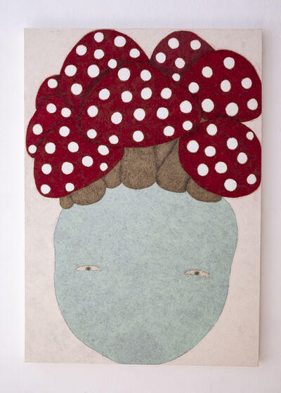 Nobuko Watabiki, 'Lucky Mushrooms', 2017