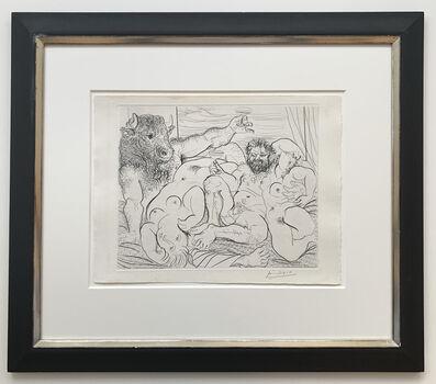 Pablo Picasso, 'Scène bacchique au Minotaure', 18.5.1933