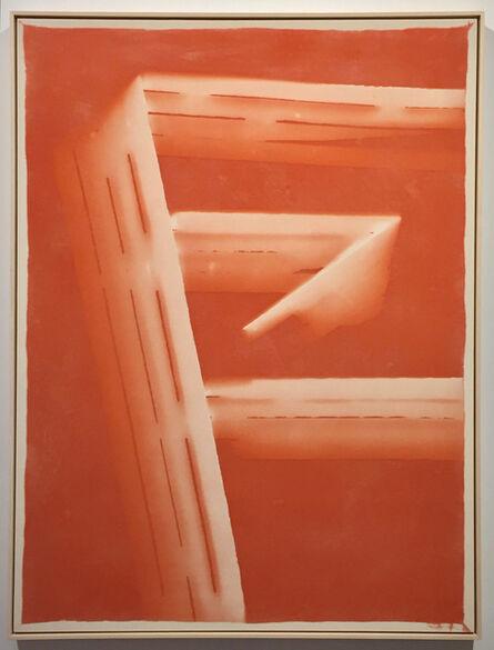 Andy Vogt, 'Untitled (09092015 burnt orange)', 2015