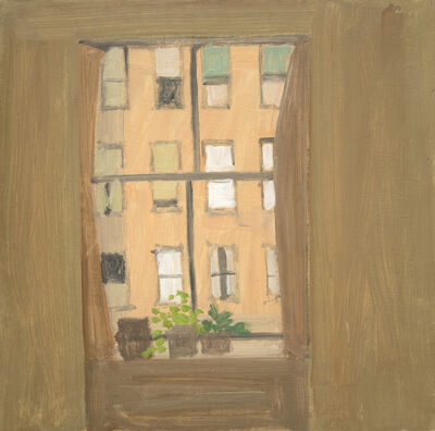 Alex Katz, 'Window 5', 1961-1962