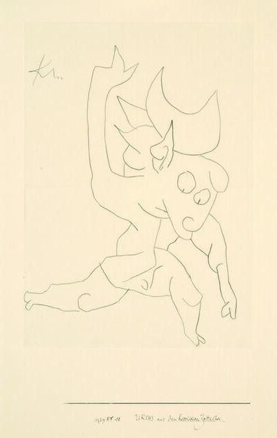 Paul Klee, 'Urchs de l'époque Héroïque', 1939