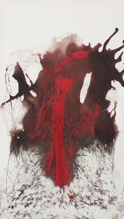 Robert Dunahay, 'Burn', ca. 2016