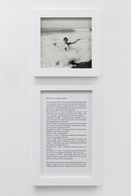 Sophie Calle, 'Dead in a good mood', 2013