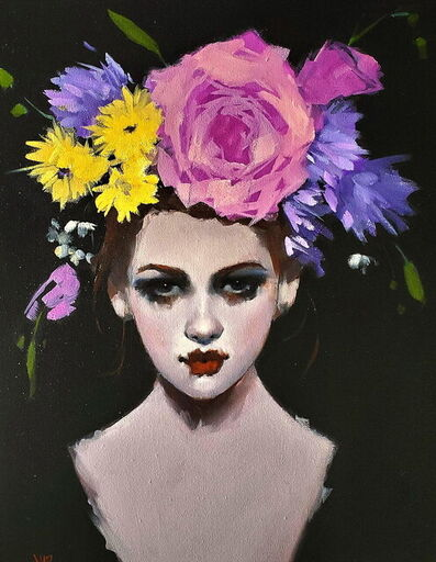June Valentine Ruppe, 'Never Enough Flowers', 2021