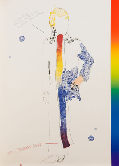 Jim Dine, 'Oscar Wilde, The Picture of Dorian Gray (Edition A)', 1968