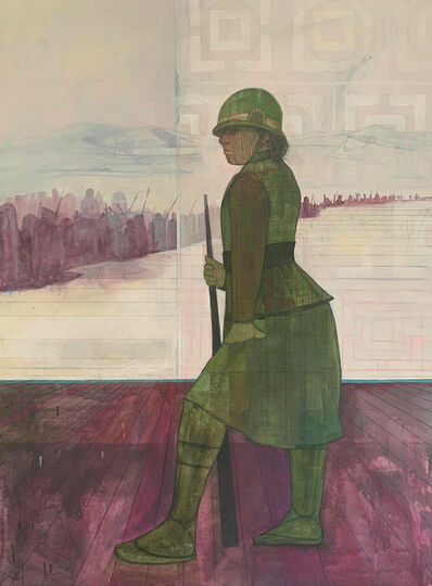 Pamela Phatsimo Sunstrum, 'Aside', 2020