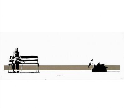Banksy, 'Weston Super Mare', 2004