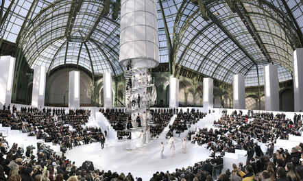 Simon Procter, 'CHANEL, THE TOWER, Haute Couture Spring/Summer 2006, Paris—Grand Palais', 2006