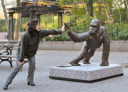 Noa Bornstein, 'Peace Gorilla', 2020