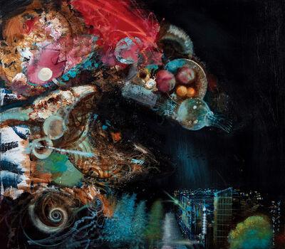Rubens Korubin, 'Above the city', XXI