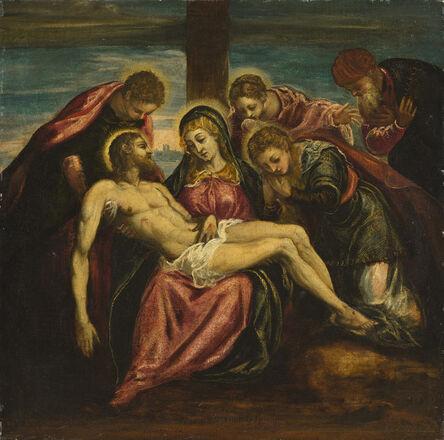 Marco Tintoretto, 'Lamentation'