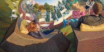 F. Scott Hess, 'Primavera', 2013