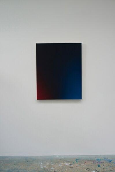 Oliver Marsden, 'Fade XXII (Dark Red Blue)', 2014