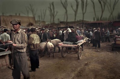 Gabriel Giovanetti, 'Kashgar:The Cart', 2000-2013
