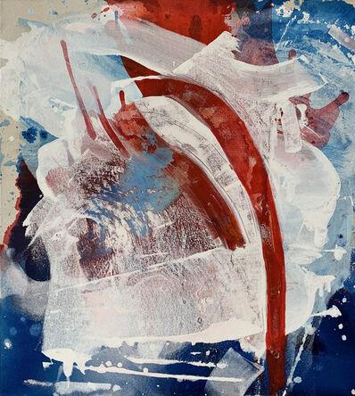 Janet Filomeno, 'Blue Crystals Revisited no.21', 2019