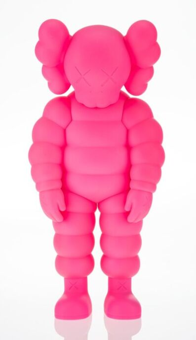 KAWS, 'What Party (Pink)', 2020