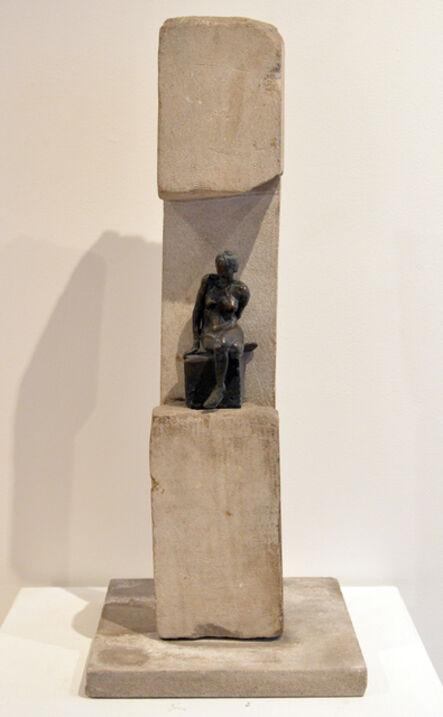 Thomas McAnulty, 'Seated Female'