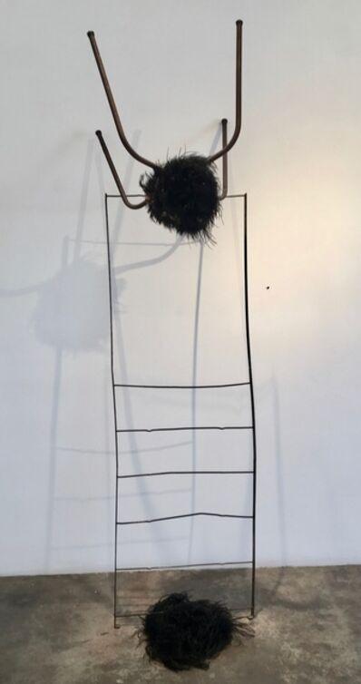 Joan Robey, 'Overhead Projectile', 2019