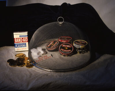 Clegg & Guttmann, 'Band-Aid, Ox Blood, Sucre', 1986