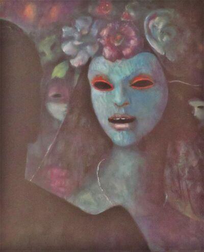 Leonor Fini, 'Carmilla #5', 1983