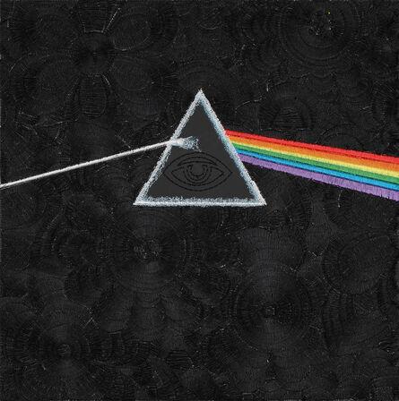 Stephen Wilson, 'The Dark Side of the Moon, Pink Floyd', 2019