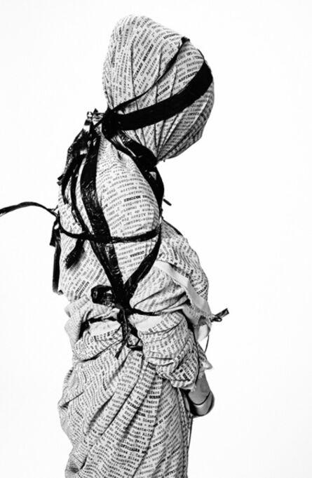 """Mariu Palacios, 'Serie """"heroína en construcción""""', 2015"""