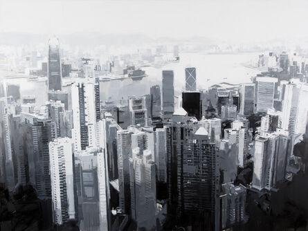 James Hart Dyke, 'Hong Kong, after Seago', 2014