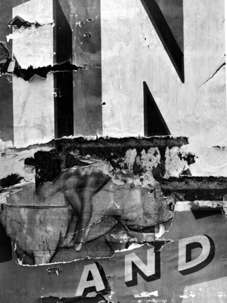 Aaron Siskind, 'North Carolina 30', 1951