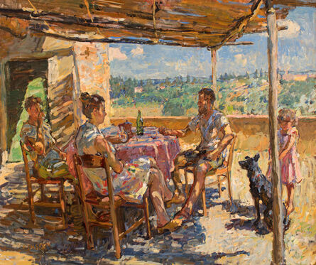 Ben Fenske, 'Summer Afternoon', 2016