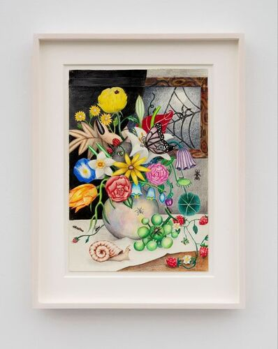 GaHee Park, 'Still Life with Living Things', 2020