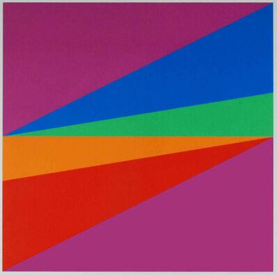 Max Bill, 'Untitled', 1973