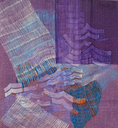 Alyse Rosner, 'Iteration (veil)', 2017