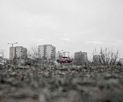 Tamas Dezso, 'Car Wreck (Budapest, 2009)', 2009
