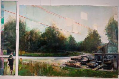 Isaac Payne, 'Untitled (landscape)', 2020