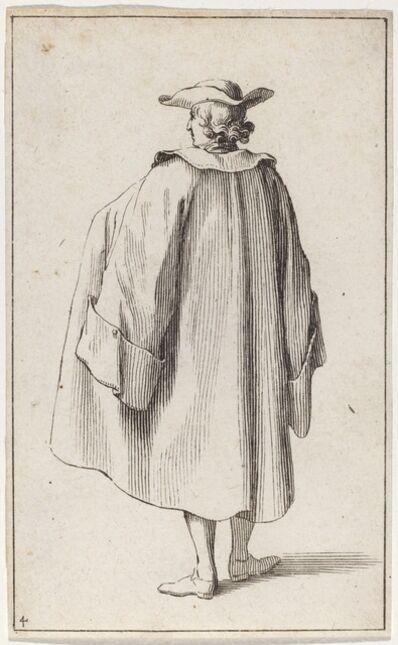 Jacques Sébastien Le Clerc, 'Figures à la mode', 1685