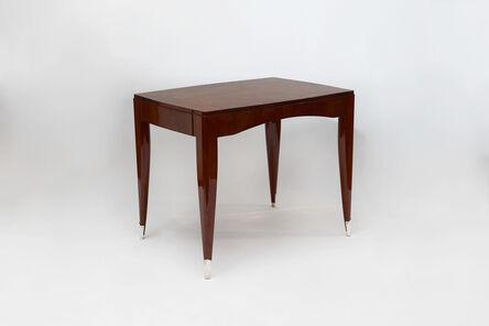 Émile-Jacques Ruhlmann, 'Modele Sultzer, Writing Table', ca. circa 1932