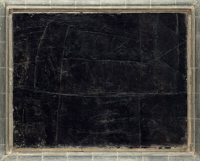 Yuichi Inoue (YU-ICHI), 'Oilpainting No. 11', 1954