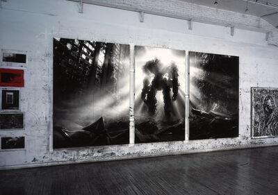 Robert Longo, 'Untitled (Pentecost)', 2016