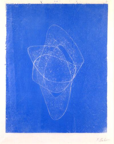 Naum Gabo, 'Opus Eight', 20th Century