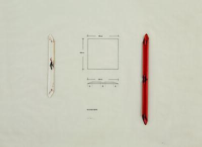 Willys de Castro, 'Projecto para Pluriobjecto', 1988