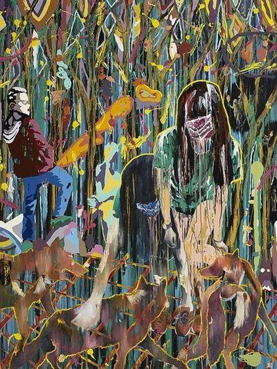 Ernest Concepcion, 'Swamp things'