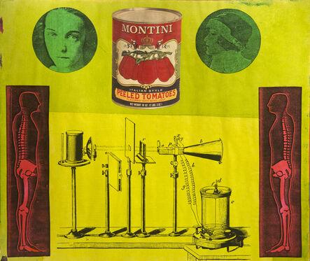 Larry Lewis, 'Untitled (Montini)', ca. 1970