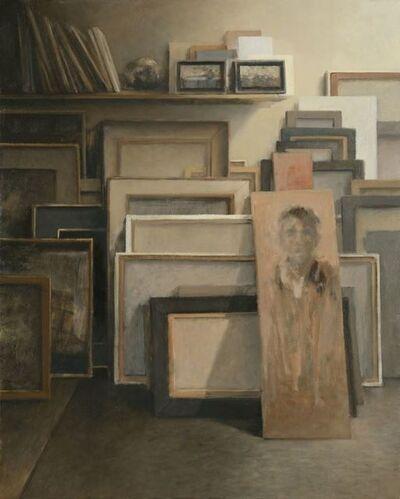Anne Francoise Couloumy, 'L'Atelier De Marc ', 2012